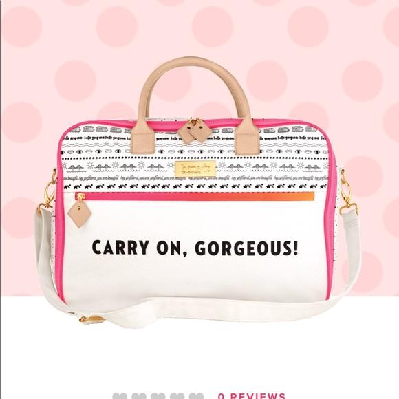 Benefit Handbags - Weekender Bag